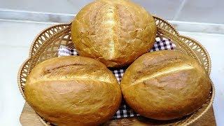 Evde Ekmek Yapımı Tarifi 👍Pamuk Gibi Yumuşacık Ekmek Tarifi 💯BİLİK AİLESİ -Yemek ve Tarif✔