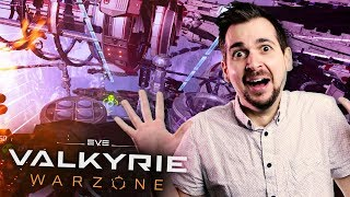 HOW DID WE WIN? | EVE: Valkyrie - Warzone