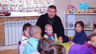 Отец, который воспитывает 31 ребенка / Итоги / НТС / Кыргызстан