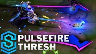 Pulsefire Thresh Skin Spotlight - League of Legends