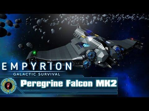 Peregrine Falcon MK2 by Pyston  -  Empyrion: Galactic Survival Workshop Showcase