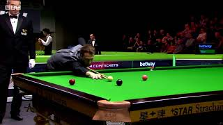 Judd Trump Exhibition shots - King of entertainment