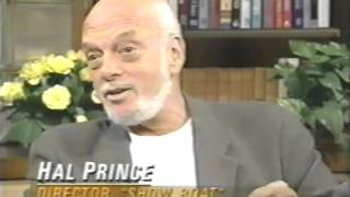 TODAY SHOW 1994 tribute to SHOW BOAT:  Hal Prince, Leonette McKee, Michel Bell