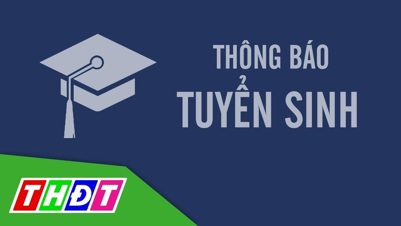 Trường Cao đẳng Nghề Đồng Tháp thông báo Tuyển sinh 2018   THDT