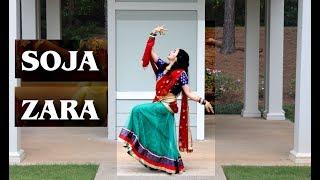 Kanha Soja Zara Dance | Baahubali 2