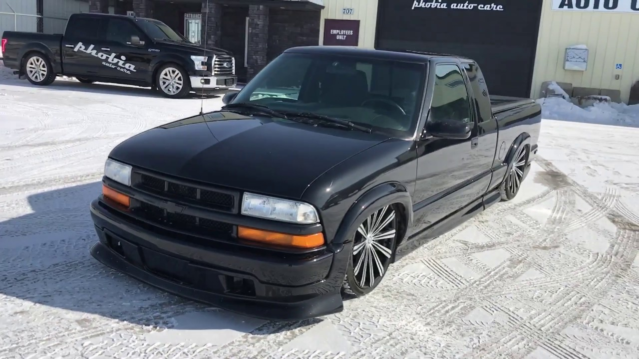 Bagged S10 For Sale