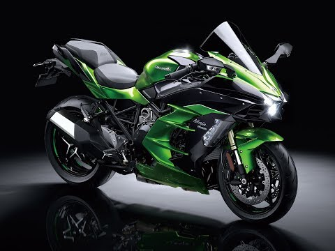 Supercharge Your Journey With Kawasaki Ninja H2 SX