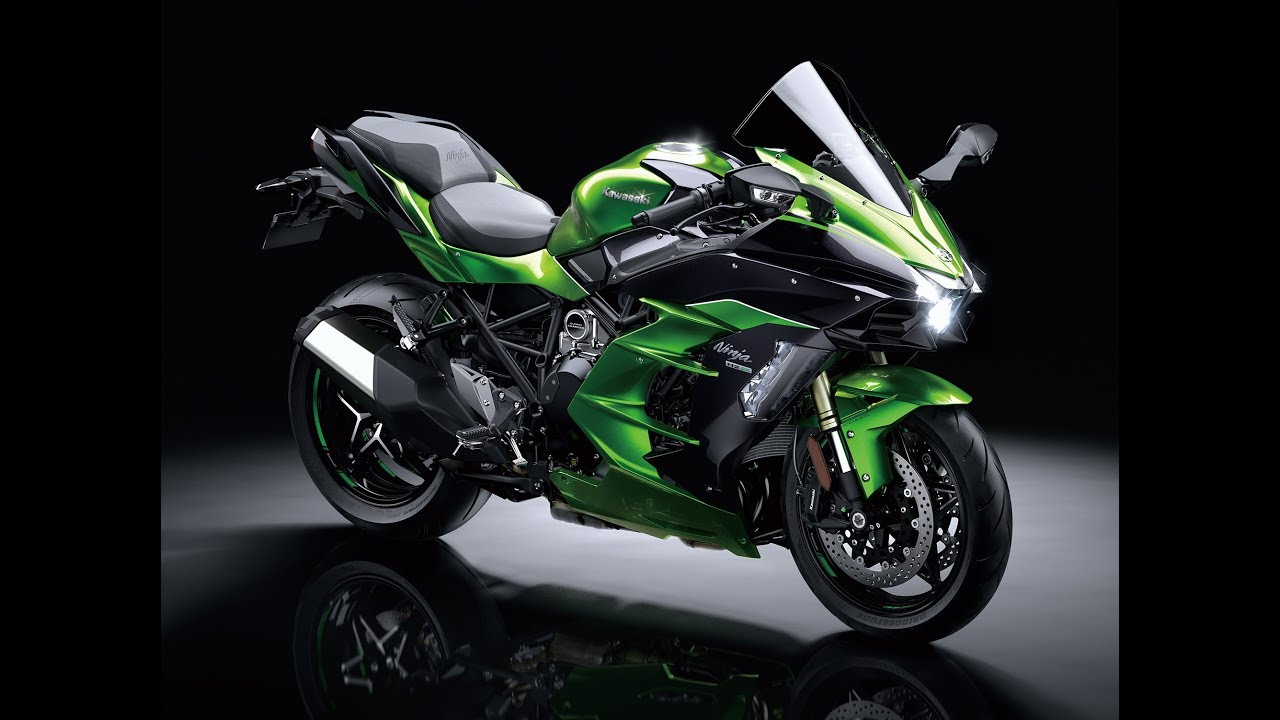 Official Kawasaki Ninja H2 Sx Studio Video Supercharge Your
