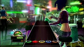 GuitarHero World Tour : Michael Jackson - Beat It(XBOX360)