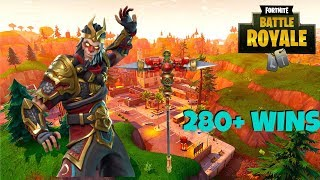 "*New* Fortnite: ""Wukong Skin Gameplay"" - Fortnite Dynamic Duo Returns To domination (280+ Wins)"