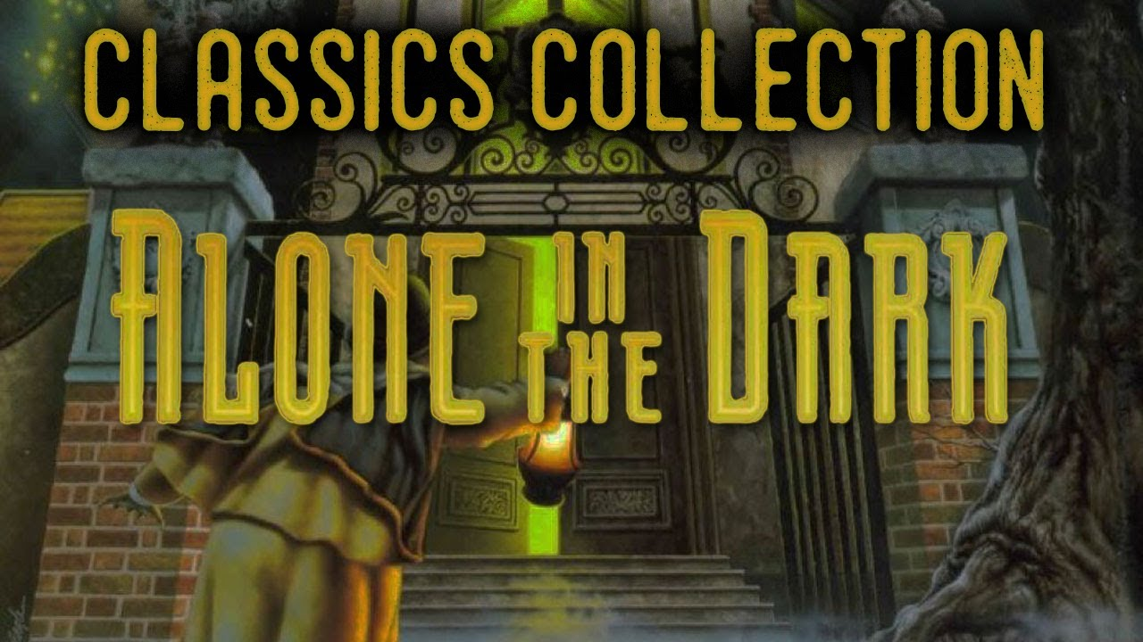 Alone In The Dark The Original Game From 1992 Youtube