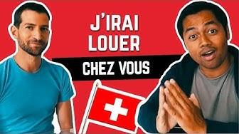 J'IRAI LOUER CHEZ VOUS - SUISSE