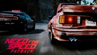 The Escape - BMW M3 E30 Need For Speed Payback Cinematic