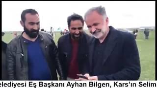 Gambar cover Ayhan Bilgen Kars'ın Selim ilçesinde düzenlenen Cirit Müsabakasına katıldı