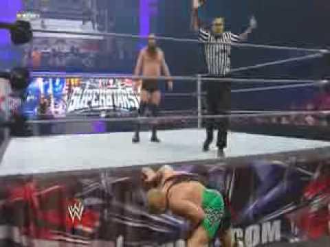 WWE Superstars 1/7/10 Part 4/5