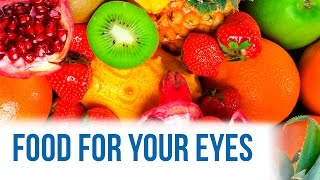 The Best Foods for Healthy Eyes