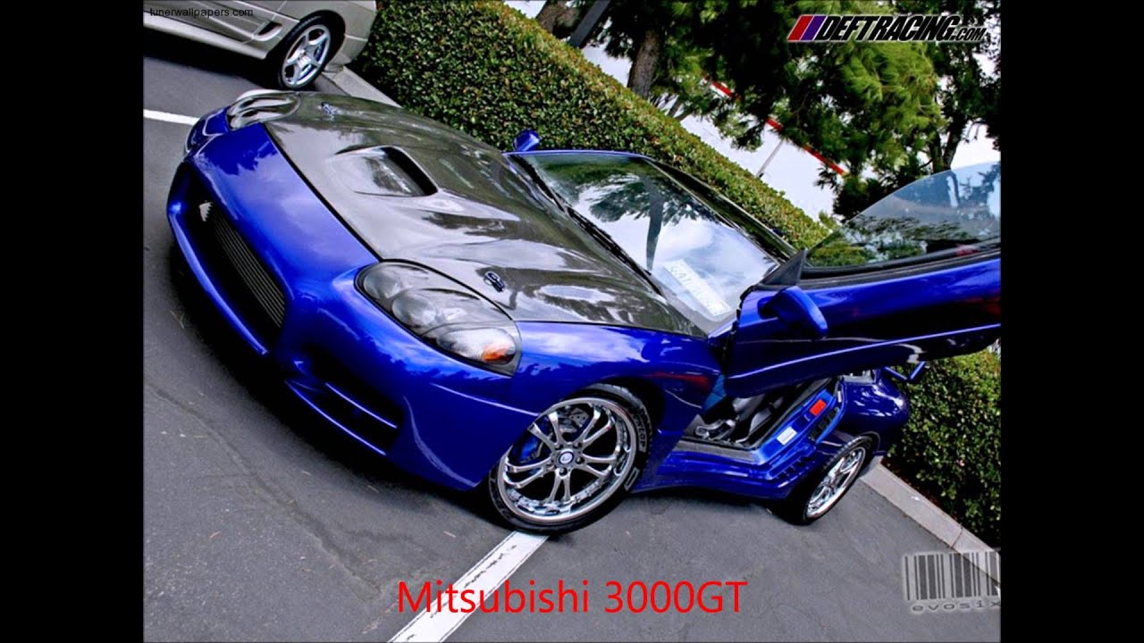 Best Japanese Tuning And Sports Cars YouTube - Sports cars japan