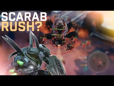 Halo Wars 2 - Scarab Rush? Build Order Guide