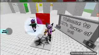 AIT'S Tower Of Hell / Tower Of Noob / ROBLOX
