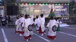 2018 06 16 184233 北辰祭 「天嵩~Amata~」①