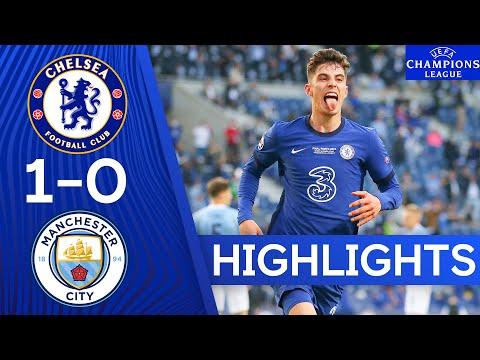 The Blues Triumph In Porto | Champions League Final | Chelsea 1-0 Manchester City