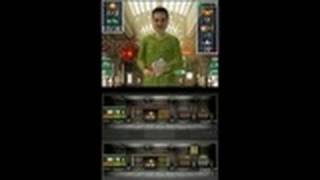 Brain Voyage Nintendo DS Gameplay -