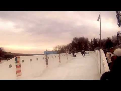 Red Bull Crashed Ice 2015 Saint Paul MN