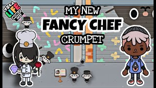 MY FANCY MASTER CHEF CRUMPET  Toca Life Skit