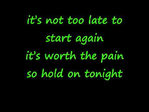 Worth the Pain by Disciple lyrics