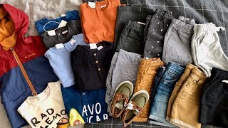 PERFECT Toddler Boy Spring & Summer Clothing Haul [Cute AFFORDABLE Shops!] 2019