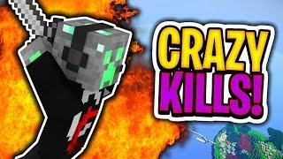 CRAZY KILLS (Minecraft Skywars)