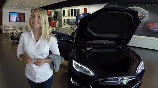 Tesla Model S test drive San Diego Ca