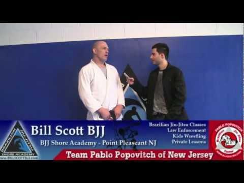 Pablo Popovitch black belt Bill Scott talks importance of wrestling and BJJ in MMA