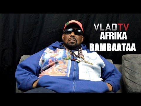 Afrika Bambaataa Weighs In on Illuminati in Hip-Hop