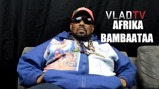 Afrika Bambaataa Weighs In on Illuminati in Hip-Hop