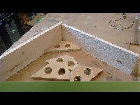 How to make DIY squaring blocks