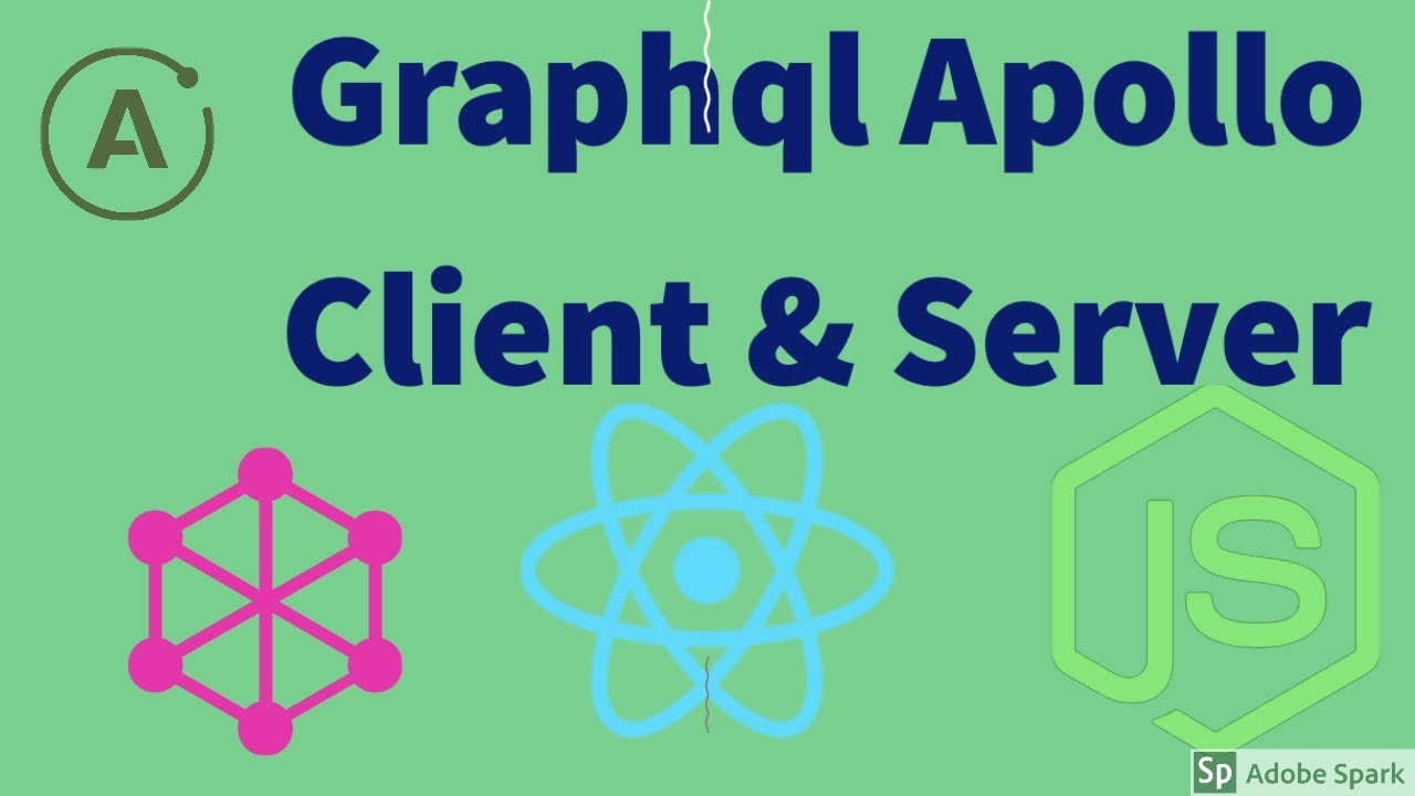 Graphql Node JS ( Graphql Server & Client using Apollo ) # 03