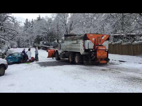 January 4th 2017 - Winter Storm