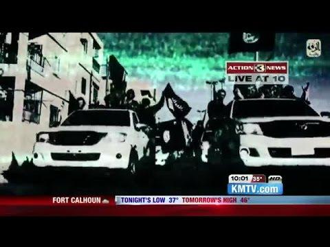CBS obtains ISIS hit list; Bellevue, NE on list