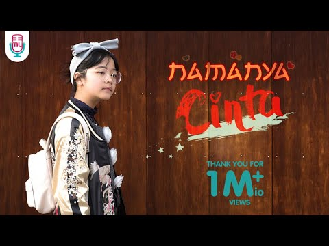 CINTA - NAMANYA CINTA (Official Music Video + Lyrics)