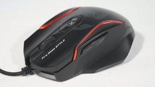 #1525 - Genius GX Gaming Maurus X Gaming Mouse Video Review