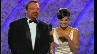 Tom Arnold slags off Roseanne Barr & Teri Hatcher Golden Globes 1996