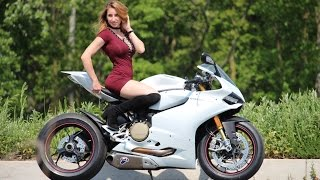 Picking Up a Ducati 1199 Panigale S!!!
