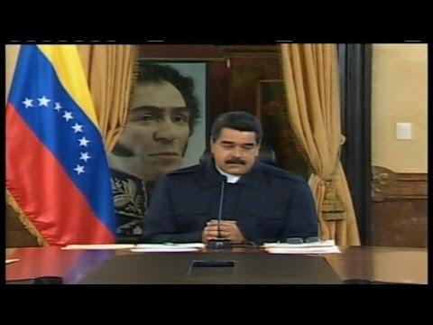 NICOLAS MADURO, PRESIDENTE DE LA REPUBLICA