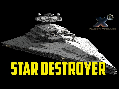 X3 Albion Prelude - Star Wars Mod
