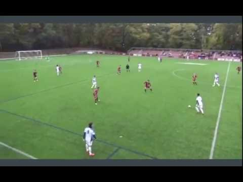 UMass Lowell Men's Soccer Possession vs. Boston College