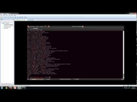 Offensive Security Part 1 - Basics of Penetration Testing by KernelMeltdown.org