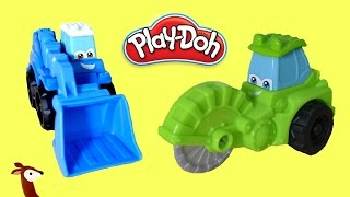 Play-Doh Toys Diggin Rigs Chip the Cutter Unboxing