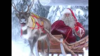 Casa di Babbo Natale in Lapponia video per i bambini: Rovaniemi Finlandia Santa Claus Polo Nord