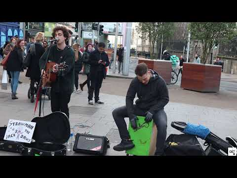 Flowers In Your Hair (The Lumineers) Strawman & The Jackdaws Cover